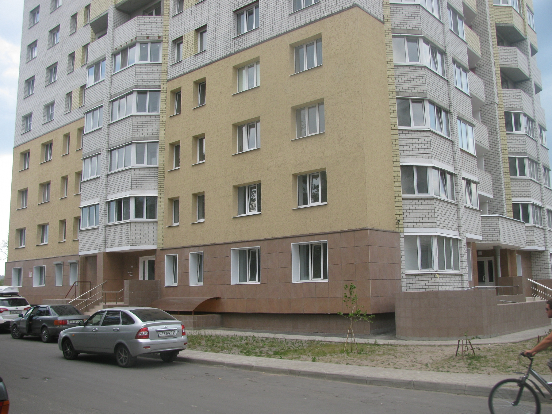 Продажа помещений по ул. Р.Брянского, д.5, корп.1
